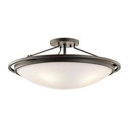 Kichler Lighting - Semi Flush 4Lt - Kichler Lighting 42025OZ  in Olde Bronze