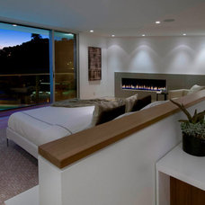 Modern Bedroom by Bowery Design Group