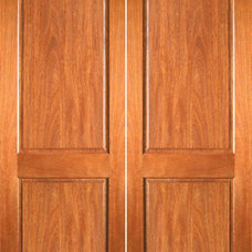 Contemporary Interior Doors by US Door & More Inc