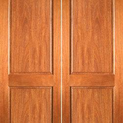 """P-620 Interior Wood Mahogany 2 Panel Double Door - SKU#P-620-2BrandAAWDoor TypeInteriorManufacturer CollectionInterior Mahogany DoorsDoor ModelDoor MaterialWoodWoodgrainMahoganyVeneerPrice440Door Size Options2(15"""") x 80"""" (2'-6"""" x 6'-8"""")  $02(18"""") x 80"""" (3'-0"""" x 6'-8"""")  +$202(24"""") x 80"""" (4'-0"""" x 6'-8"""")  +$1202(28"""") x 80"""" (4'-8"""" x 6'-8"""")  +$1202(30"""") x 80"""" (5'-0"""" x 6'-8"""")  +$1202(32"""") x 80"""" (5'-4"""" x 6'-8"""")  +$1202(36"""") x 80"""" (6'-0"""" x 6'-8"""")  +$1402(15"""") x 84"""" (2'-6"""" x 7'-0"""")  +$402(18"""") x 84"""" (3'-0"""" x 7'-0"""")  +$602(24"""") x 84"""" (4'-0"""" x 7'-0"""")  +$2402(28"""") x 84"""" (4'-8"""" x 7'-0"""")  +$2602(30"""") x 84"""" (5'-0"""" x 7'-0"""")  +$2602(32"""") x 84"""" (5'-4"""" x 7'-0"""")  +$2602(36"""") x 84"""" (6'-0"""" x 7'-0"""")  +$2802(15"""") x 96"""" (2'-6"""" x 8'-0"""")  +$1002(18"""") x 96"""" (3'-0"""" x 8'-0"""")  +$1202(24"""") x 96"""" (4'-0"""" x 8'-0"""")  +$3002(28"""") x 96"""" (4'-8"""" x 8'-0"""")  +$3402(30"""") x 96"""" (5'-0"""" x 8'-0"""")  +$340  $Core TypeSolidDoor StyleDoor Lite StyleDoor Panel Style2 PanelHome Style MatchingCraftsman , Colonial , Bungalow , Bay and Gable , Gulf Coast , Plantation , Cape Cod , Suburban , Prairie , Ranch , Elizabethan , VictorianDoor ConstructionEngineered Stiles and RailsPrehanging OptionsPrehung , SlabPrehung ConfigurationDouble DoorDoor Thickness (Inches)1 3/8 , 1 3/4Glass Thickness (Inches)Glass TypeGlass CamingGlass FeaturesGlass StyleGlass TextureGlass ObscurityDoor FeaturesDoor ApprovalsFSCDoor FinishesDoor AccessoriesWeight (lbs)620Crating Size25"""" (w)x 108"""" (l)x 52"""" (h)Lead TimeSlab Doors: 7 daysPrehung:14 daysPrefinished, PreHung:21 daysWarranty1 Year Limited Manufacturer WarrantyHere you can download warranty PDF document."""