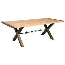 Industrial Dining Tables by Zin Home