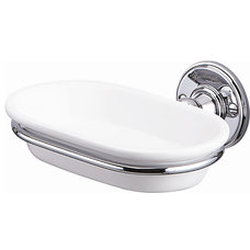 Traditional Soap Dishes & Holders by UK Bathrooms