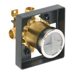 Delta MultiChoice(R) Universal Tub and Shower Valve Body - R10000-UNBX - Timeless design for today's homes