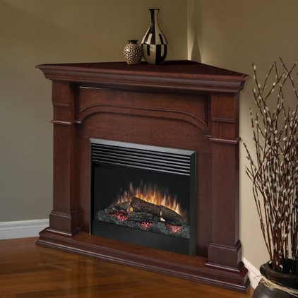 REAL FLAME CHATEAU 41 IN. CORNER ELECTRIC FIREPLACE IN