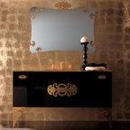 Italian Bathroom Vanity - GLAMOUR -