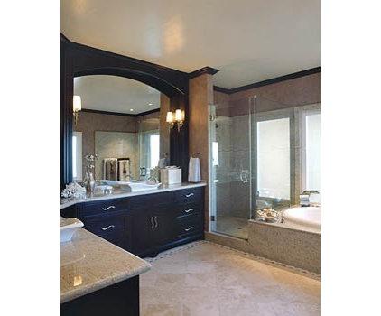 Traditional Bathroom by Woodard & Associates Inc.