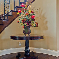 Traditional Entry by Barbara Gilbert Interiors