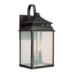 Capital Lighting - Capital Lighting 9112 2 Light Outdoor Wall Lantern from the Sutter Creek Collect - Capital Lighting 9112 Sutter Creek Collection 2 Light Outdoor Wall LanternFrom the Sutter Creek Collection, this stylish two light outdoor wall lantern will provide ample lighting.Features: