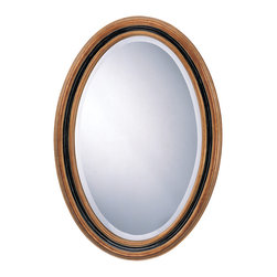 Sterling - Sterling 6050025 Classic Oval Mirror - Sterling 6050025 Classic Oval Mirror