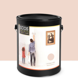 Imperial Paints - Interior Semi-Gloss Trim & Furniture Paint, Cherry Shake - Overview: