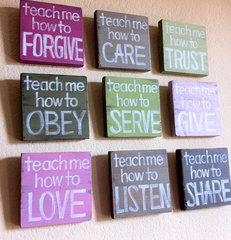 nursery decor by Etsy