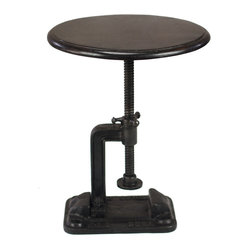 Hartford | Industrial Style Table Stool