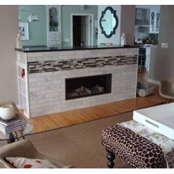 Gas Fireplace Inserts -