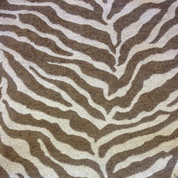 ANIMAL PRINT FABRICS - GREAT FOR OTTOMANS, PILLOWS OR ACCENT CHAIRS - MORGAN SIMBA MARBLE 73%RAYON 23%POLYESTER