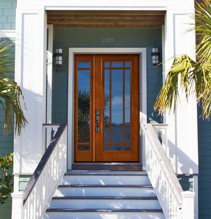 Traditional Front Doors by GlassCraft Door Company