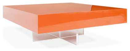 modern coffee tables by Jonathan Adler