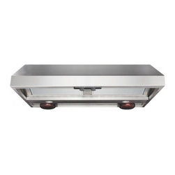 "Air King - Advantage AP1036W 36"" Wall Mounted/Under Cabinet Range Hood with 300 500 600 CFM - The centerpiece to every kitchen starts with a Professional Range Hood The Air King Advantage Series Wall Mounted Ventilation Hood with Warming Lights 10-Inch Tall by 36-Inch Wide - Stainless Steel AP1036W is the ideal system when adding elegance and..."