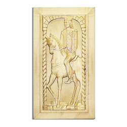 "Inviting Home - Corona Door Panel - white oak wood - door panel in white oak wood; 18-1/2""W X 34-1/8""H x 1-1/2""D Wood panels are hand carved from premium selected hardwoods: hard maple cherry and white oak. Panels are carved in deep relief design to achieve the highest degree of quality and details. Carved wood panels are triple sanded ready to accept stain or paint. These wood panels are perfect for wall applications cabinet doors finishing touches on the custom cabinets."