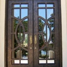 Front Doors by Janss Lumber Company LLC / Missouri Millwork