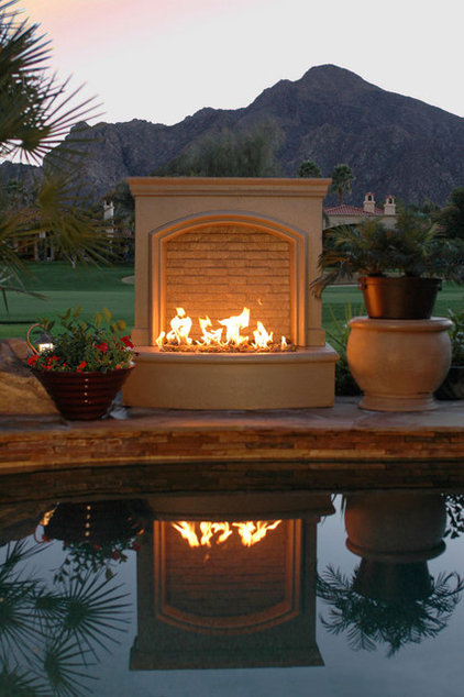 Fire Pits by CJ's Home Decor & Fireplaces