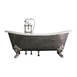 Penhaglion - Bridlington Cast Iron Tub Package - Product Details