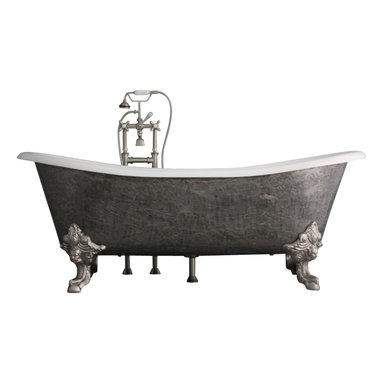 Penhaglion - The Bridlington Cast Iron Tub Package - Product Details