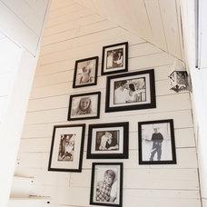 Farmhouse Staircase by Magnolia Homes