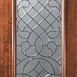 """Slab Entry Single Door 96 Wood Mahogany Savoy 1 Panel 3/4 Lite Glass - SKU#P21042-GBrandGlassCraftDoor TypeExteriorManufacturer Collection3/4 Lite Entry DoorsDoor ModelSavoyDoor MaterialWoodWoodgrainMahoganyVeneerPrice1025Door Size Options  +$percent  +$percent  +$percent  +$percentCore TypeDoor StyleDoor Lite Style3/4 LiteDoor Panel Style1 PanelHome Style MatchingDoor ConstructionPortobelloPrehanging OptionsSlabPrehung ConfigurationSingle DoorDoor Thickness (Inches)1.75Glass Thickness (Inches)Glass TypeTriple GlazedGlass CamingOil Rubbed Bronze , Black , Satin NickelGlass FeaturesTempered , BeveledGlass StyleGlass TextureGlass ObscurityDoor FeaturesDoor ApprovalsWind-load Rated , FSC , TCEQ , AMD , NFRC-IG , IRC , NFRC-Safety GlassDoor FinishesDoor AccessoriesWeight (lbs)295.2Crating Size25"""" (w)x 108"""" (l)x 52"""" (h)Lead TimeSlab Doors: 7 daysPrehung:14 daysPrefinished, PreHung:21 daysWarrantyOne (1) year limited warranty for all unfinished wood doorsOne (1) year limited warranty for all factory?finished wood doors"""