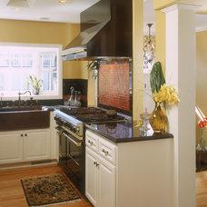 Kitchen by Marrokal Design & Remodeling