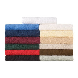Martex - Martex Egyptian Wash Cloth - Set of 4 - WSPT115 - Shop for Washcloths from Hayneedle.com! Complete your beautiful bathroom decor with the Martex Egyptian Wash Cloths - Set of 4. This set of four washcloths comes in DryFast technology making them the ultimate in absorbency. Available in several vibrant colors and machine-washable their durable construction will withstand the test of time in your busy home. Dimensions: 13 x 13 inches.