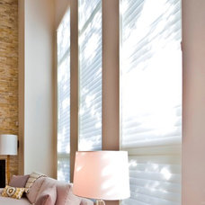 Window Treatments by Sticks and Stones Design Group inc.