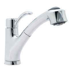 PREMIER - Premier 284454 Sanibel Lead-Free Single-Handle Pull-Out Kitchen Faucet, Chrome - Premier Sanibel single handle pull-out spout kitchen faucet. Dependable ceramic disc technology. Copper tube supply lines. Chrome finish - Manufacturer: Premier - TOOLS - POWER TOOL ACCESSORIES - CUTTING DEVICES - SAW BLADES.
