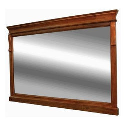 Foremost - Foremost Naples 36in. Vanity Mirror, Warm Cinnamon Finish (NACM3632) - Foremost NACM3632 Naples 36in. Vanity Mirror, warm cinnamon finish, Warm Cinnamon