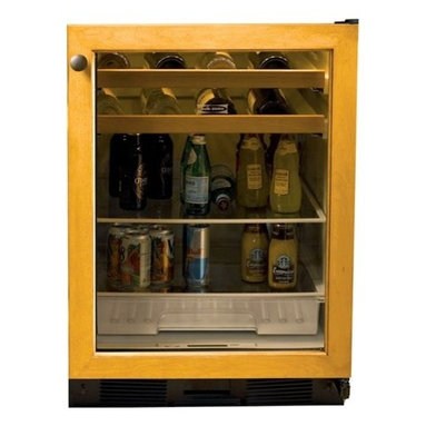 SubZero Wolf Appliances - The Sub-Zero UC-24 Beverage Center simplifies life at home by bringing refrigeration anywhere it's needed. Fresh greens in the kitchen island. Soda and snacks in the media room. Chilled wine and mineral water in the master suite. Imagine how this innovative built-in refrigerator can serve you.