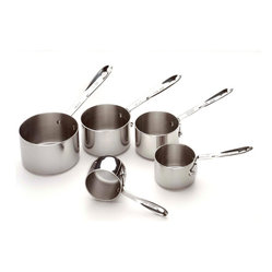 All Clad SS Measuring Cup Set