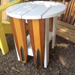 Adirondack - water ski side table