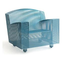 Half13 - Half13 | Outdoor Philly Club Chair - Design by Damian Velasquez.