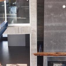 Modern Living Room by Narofsky Architecture + ways2design
