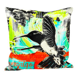 """Defy Brands, Inc. - Pillow, Decorative Pillow, Accessories - Fresh, Modern and so Fashionably Fun.  Tomorrow's look – without the wait.  Defy Brands exclusively offers you our new brand by Paulina from Our Latin-Inspired """"Abstract Pillow Collection."""""""