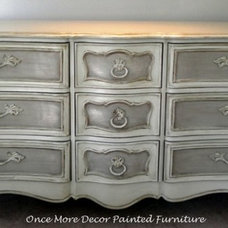 Dressers Chests And Bedroom Armoires by Once More Decor Painted Furniture