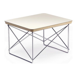 LTR Occasional Table by Charles and Ray Eames