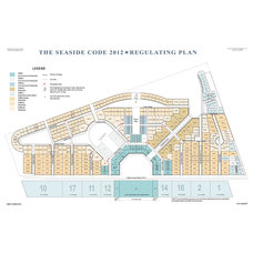 Site And Landscape Plan Seaside