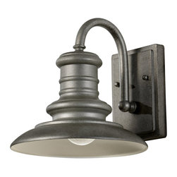 Murray Feiss - Murray Feiss Redding Station Transitional Outdoor Wall Sconce X-DRT0068LO - Murray Feiss Redding Station Transitional Outdoor Wall Sconce X-DRT0068LO