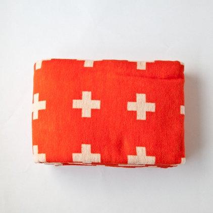 Modern Blankets by Mjölk