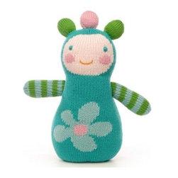Blabla Doll, Boogaloo Aqua Lee - The blabla Boogaloo Aqua Lee has great colors: turquoise, green and pink.