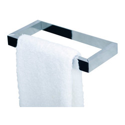 WS Bath Collections - WS Bath Collections Urban Towel Ring - Features: