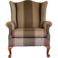 Traditional Accent Chairs by Soul and Love Designs