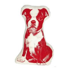 Ross Menuez Terrier Mini Pillow - Ross Menuez Terrier Mini Pillow
