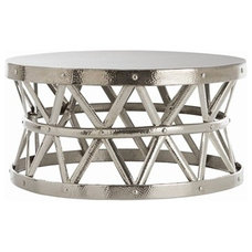 Transitional Coffee Tables by Bella Dimora