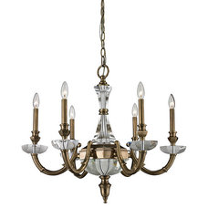 Transitional Chandeliers by Whispar Design